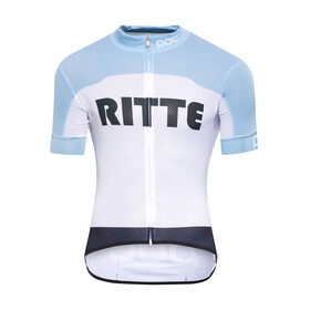 POC Raceday Climber Ritte Kortärmad cykeltröja Herr vit